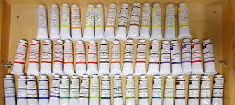 Картинки по запросу масляные краски в тюбиках