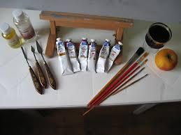 Картинки по запросу краски масло