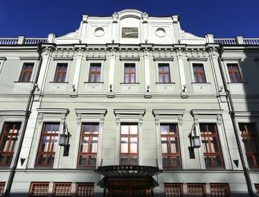 Здание МХТ - Старинные дома Москвы - Узнай Москву