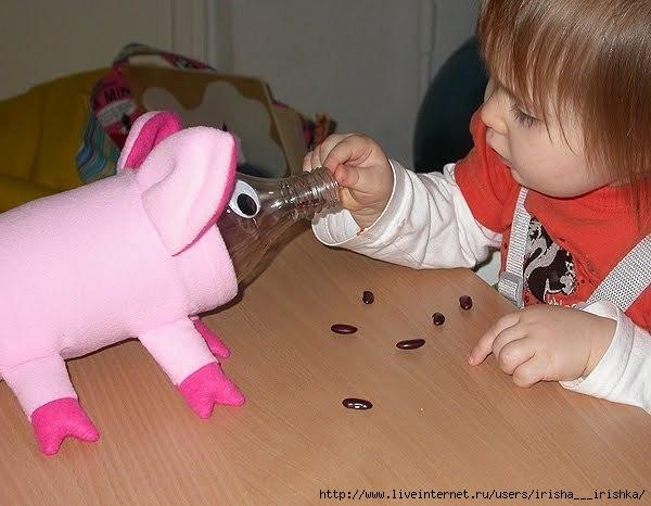 Мастер класс по изготовлению развивающей игрушки
