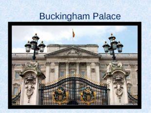Buckingham Palaсe