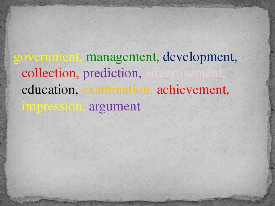 government, management, development, collection, prediction, advertisement, e...
