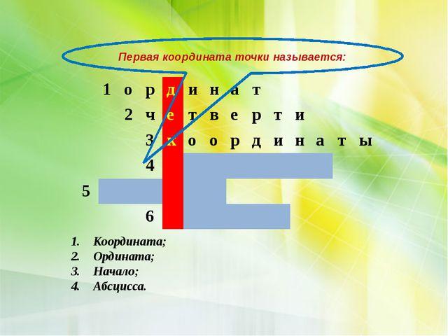 Вклад в развитие координатного метода внес такжеПьер Ферма, однако его работ...