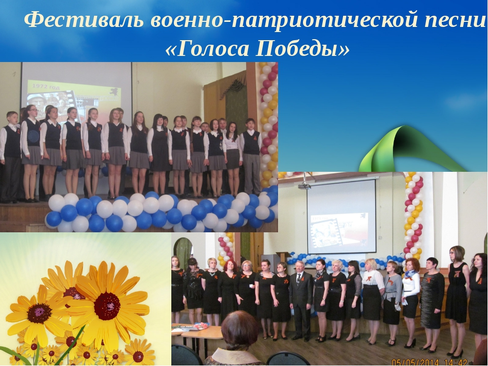 Фестиваль военно-патриотической песни «Голоса Победы»