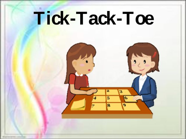 Tick-Tack-Toe