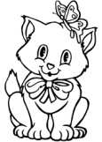 Сайт для занятий с детьми дома и в детском саду. . Детские раскраски. . Раскраска для малышей