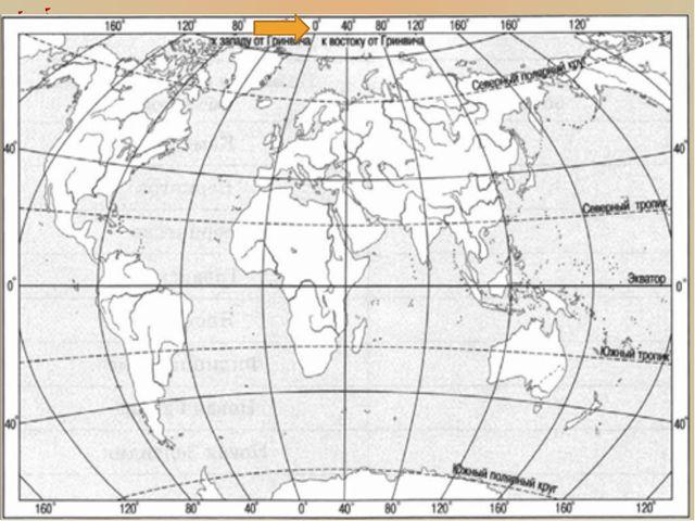 2. Обозначьте на контурной карте объекты, перечисленные в таблице (с. 62). Вп...