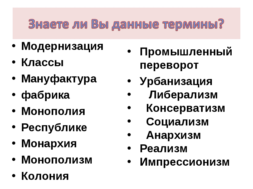 Модернизация Классы Мануфактура фабрика Монополия Республике Монархия Монопол...