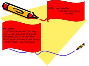 Сабақ тақырыбы: Үшбұрыш және оның түрлері Мақсаты : Үшбұрыш және оның түрлері