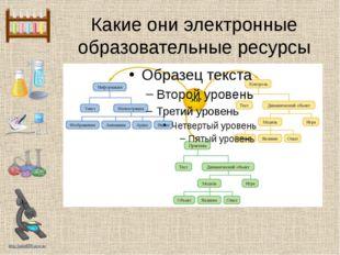 Какие они электронные образовательные ресурсы http://linda6035.ucoz.ru/