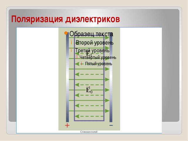 Поляризация диэлектриков
