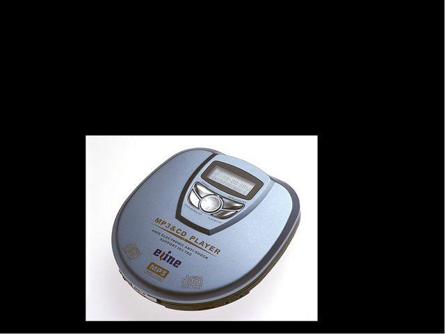 Лазеры находят широкое применение Устройство для проигрывания лазерных дисков