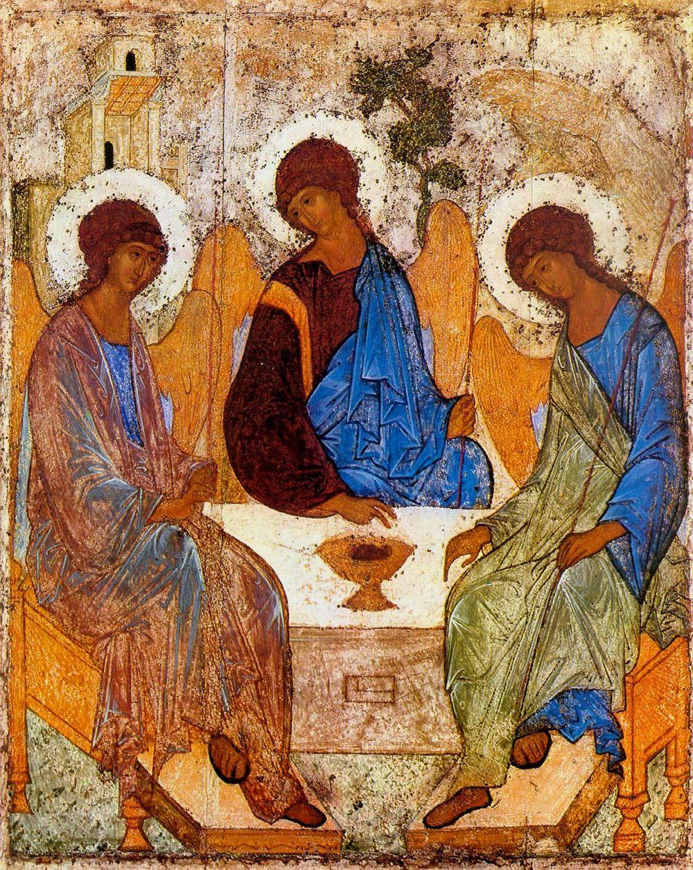 полного светового троица что это такое наговоры, молитвы Оценка