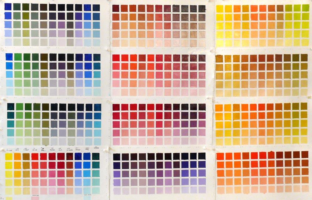 Как сделать плавный переход из цвета в цвет