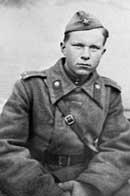В. Быков, Румыния 1944 г.