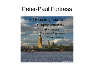 Peter-Paul Fortress