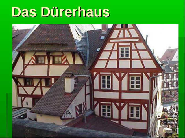 Das Dürerhaus
