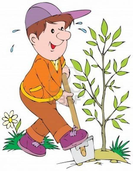 Описание: садовник Стоковые Изображения RF - изображение: 3142489