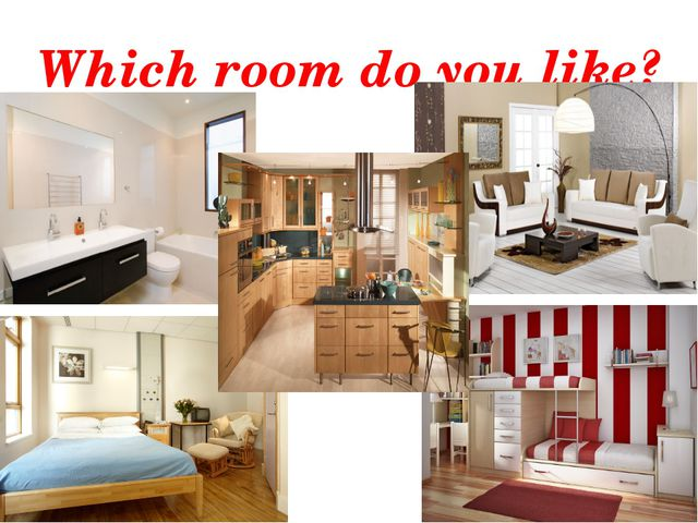 Which room do you like?