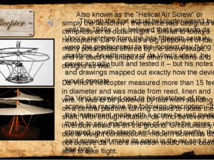 One thing Leonardo da Vinci may have understood better than any of his conte