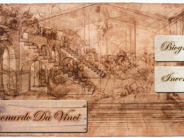 Of Leonardo da Vinci's many areas of study, perhaps this Renaissance man's f...