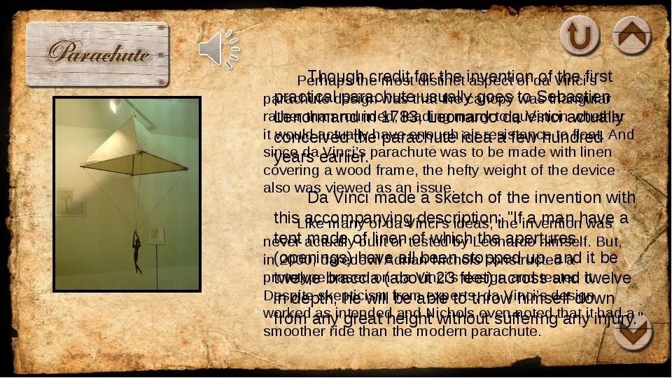 As a military engineer, one of Leonardo da Vinci's key beliefs was that mobi...
