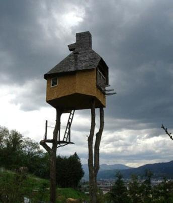 Идеальный дом для отшельников