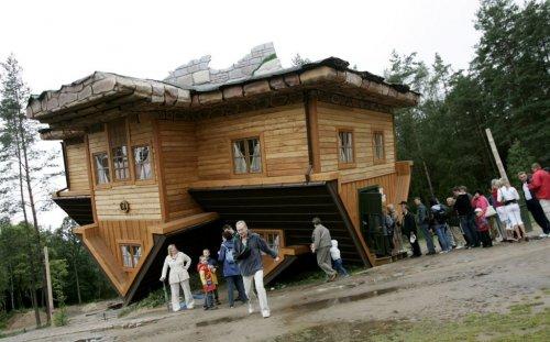 Самые необычные дома мира (16 фото)