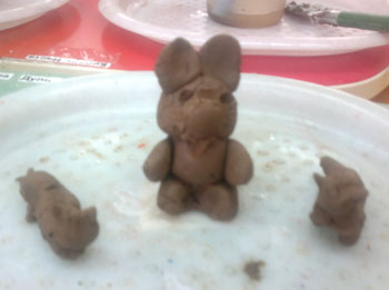 «Особенности песка и глины»