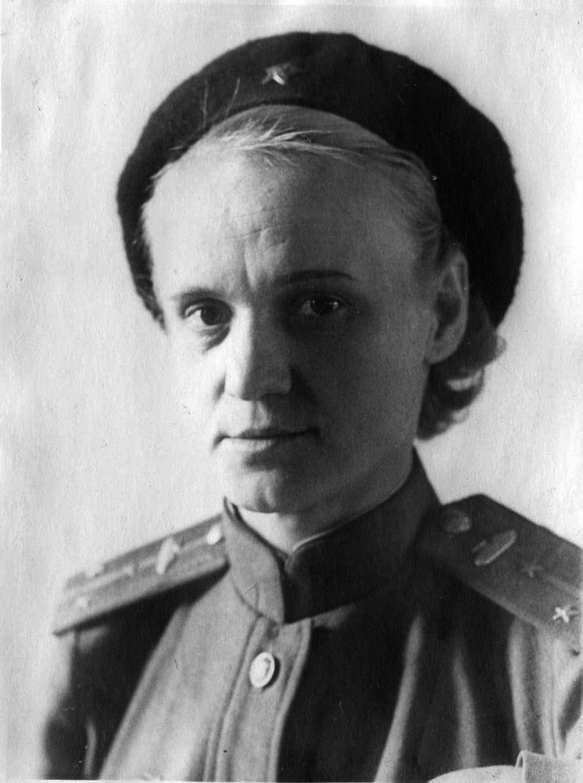 Женщины-танкисты Великой Отечественной войны. Евгения Кострикова война, женщины