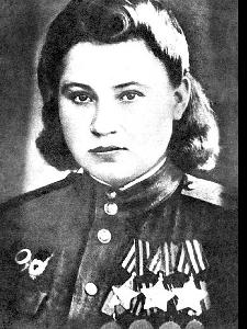 Великая Отечественная война: Сестричка Мотя