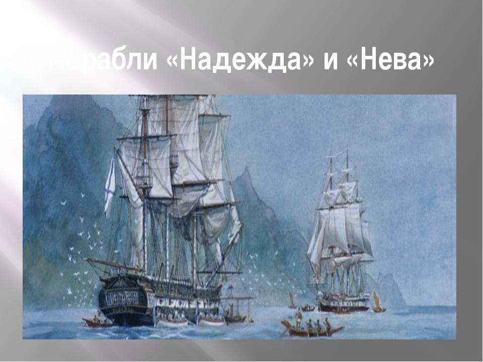 Русское кругосветное плавание 1803-1806гг. И.Ф. Крузенштерн Ю.Ф. Лисянский