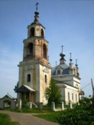 Рождественская церковь в Красном Ватрасе Спасского района, фото Сергея Ледрова