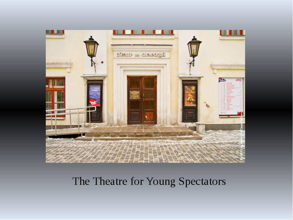 The Theatre for Young Spectators