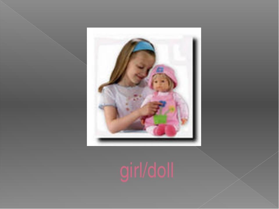 girl/doll