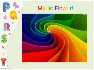 Magic Flower!