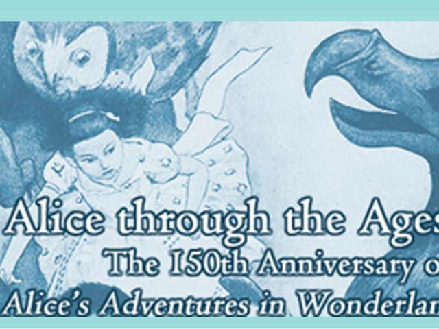 This year marks the 150th anniversary of the classic child's story and to ce...