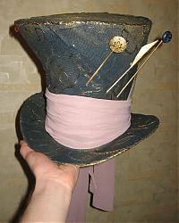Как сделать шляпу для шляпника