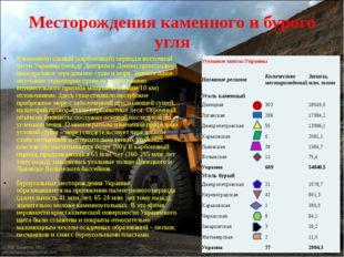 Днепровский бассейн (бур. уголь) В Днепровском бассейне бурый уголь добывают