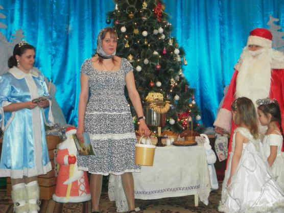 Фотоотчет «Встречи на Рождество»