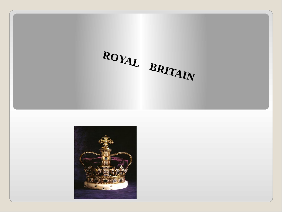 ROYAL BRITAIN