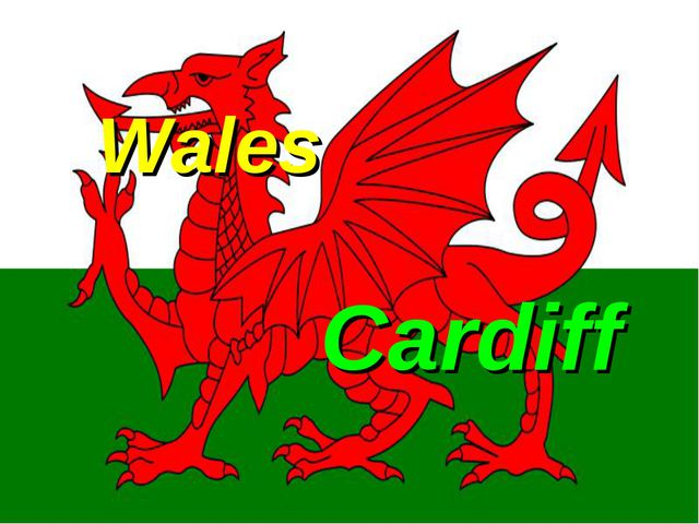 Wales Cardiff