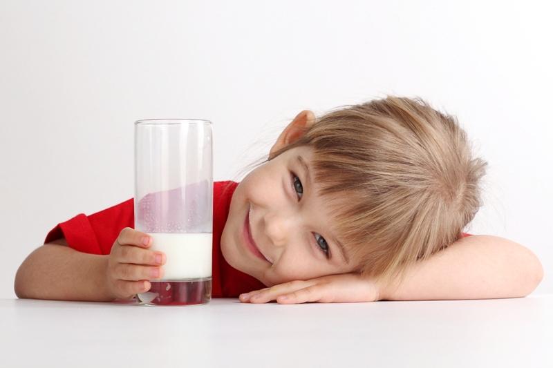 как правильно пить молоко туалетная