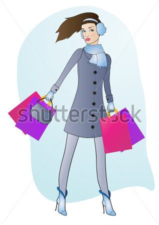 http://images.vectorhq.com/images/premium/previews/610/vector-illustration-of-fashionable-girl-with-bags-going-shopping-in-winter_61029109.jpg