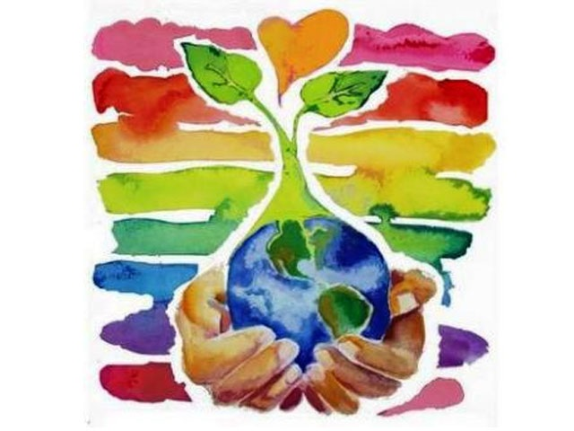 Изобр по День Земли Рисунки