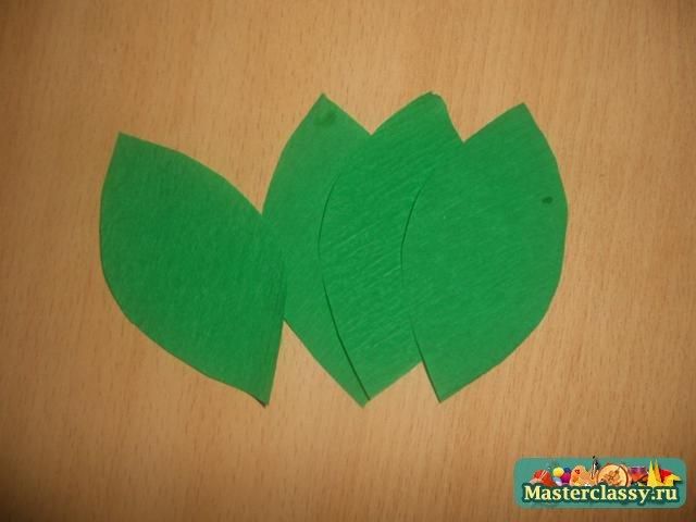Оригами цветы мастер класс
