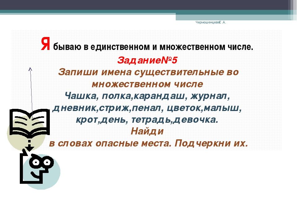 ЧермошенцеваЕ.А. Анатольева Э. В.