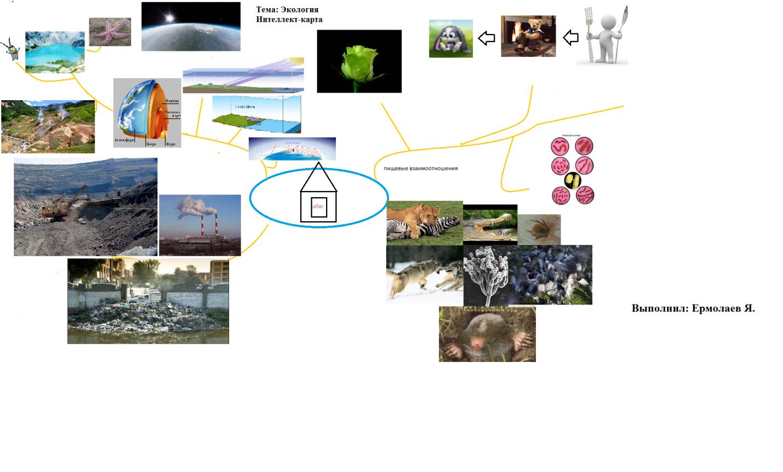 C:\Documents and Settings\людмила\Рабочий стол\Аттестация\Интеллект- карты\Экология1.png