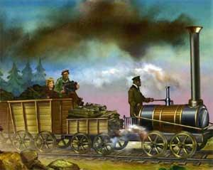 Взбесившийся поезд Народный политолог Точка отсчета