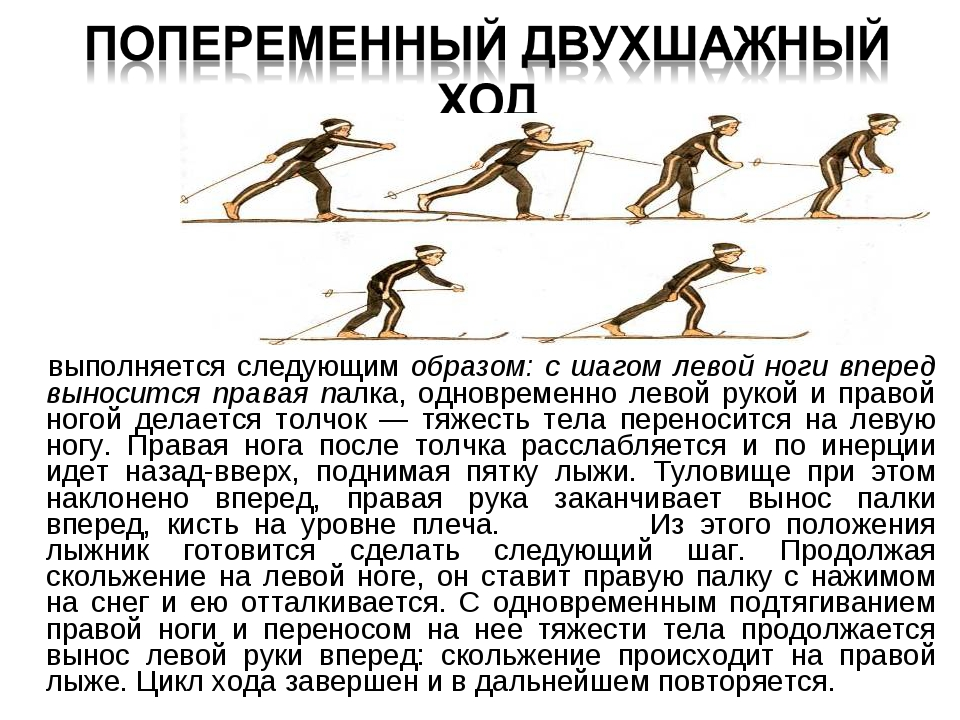 выполняется следующим образом: с шагом левой ноги вперед выносится правая п...